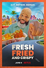 Fresh, Fried and Crispy Poster