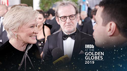 Glenn Close Won a Golden Globe and Tells Us What Made 'The Wife' Possible