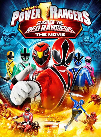 Power Rangers Samurai: Clash of the Red Rangers – The Movie (2013) in Hindi