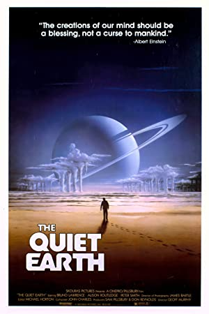 Where to stream The Quiet Earth
