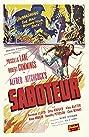 Saboteur (1942) Poster