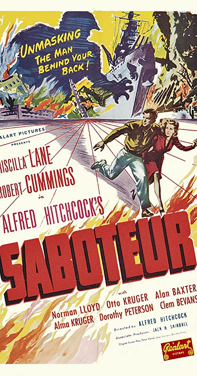 Subtitle of Saboteur