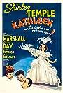 Shirley Temple, Herbert Marshall, Laraine Day, and Gail Patrick in Kathleen (1941)