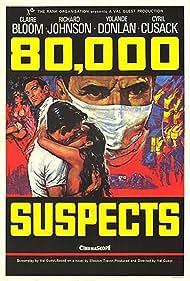 80,000 Suspects Poster - Movie Forum, Cast, Reviews