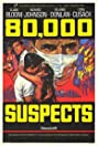80,000 Suspects (1963) Poster