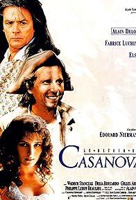 Primary photo for Le retour de Casanova