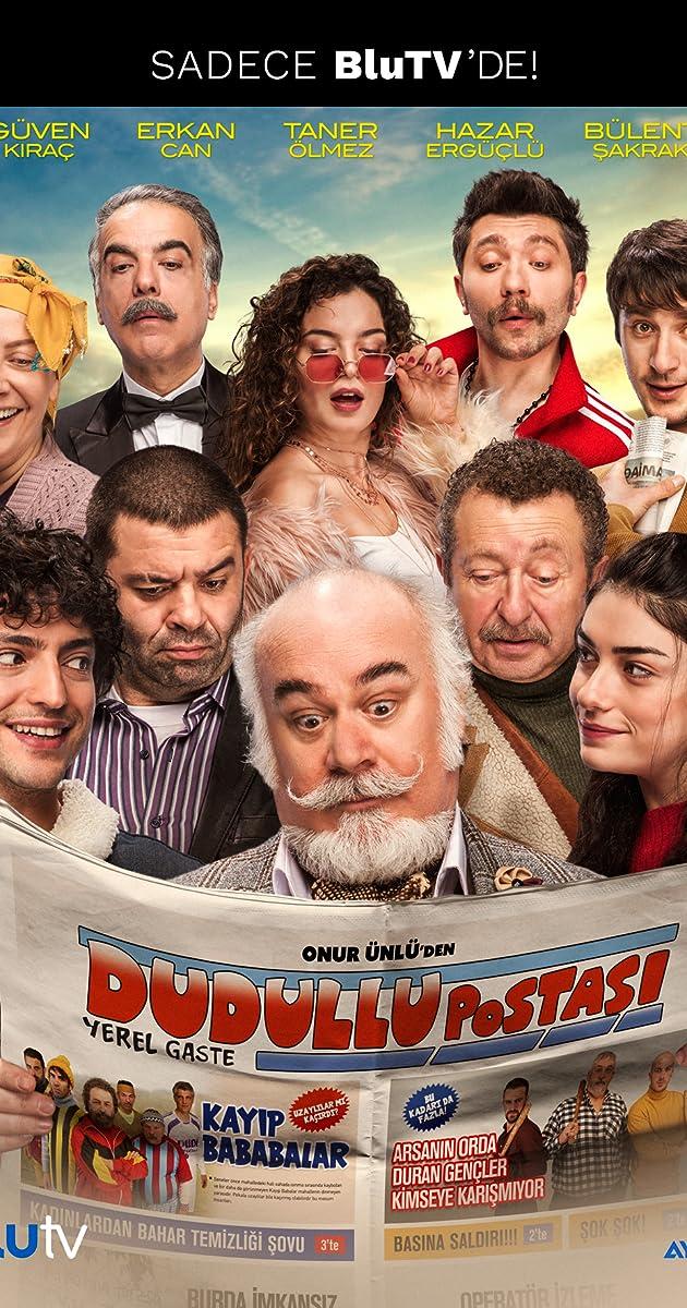 ფოსტა დუდულუ თურქული სერიალი (ქართულად) / Dudullu Postası / posta dudulu turquli seriali (qartulad)