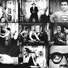 Jimmy Bates, Ross Elliott, Bunny Henning, Richard Reeves, John Rockwell, and Robert B. Williams in The Adventures of Superboy (1961)