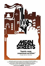 Mean Streets (1973) Poster - Movie Forum, Cast, Reviews