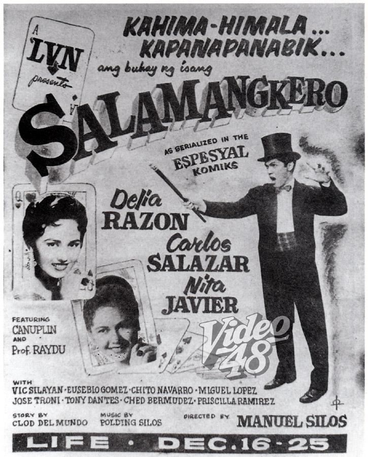 Salamangkero (1955)