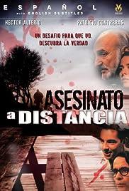 Murder of a Distance Poster