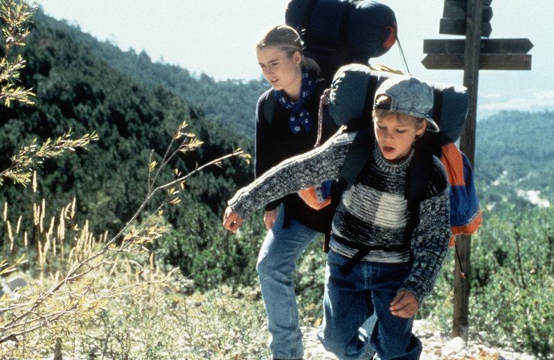Carol Seyboth and Fabian Blumhagen in Der Bergdoktor (1992)