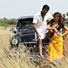 Vishal and Kajal Aggarwal in Paayum Puli (2015)