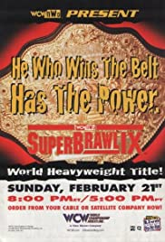 WCW SuperBrawl IX Poster