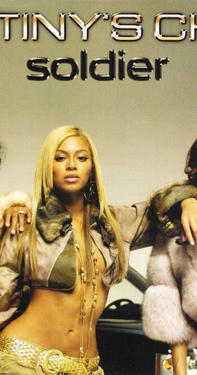 Destiny's Child Feat  T I  & Lil Wayne: Soldier (Video 2004