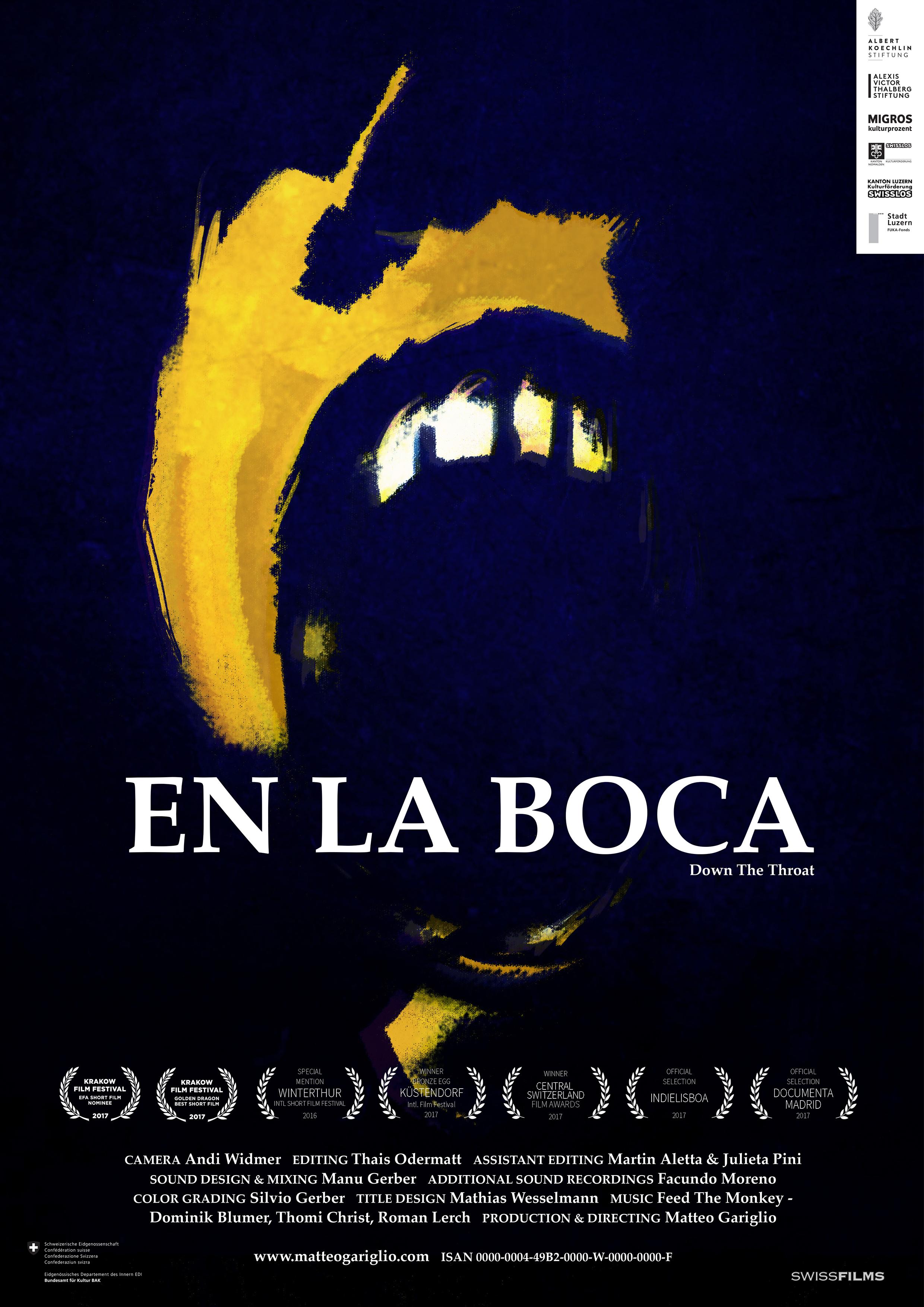 ea189aee0 En la boca (2016) - IMDb