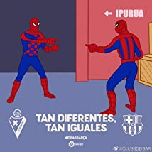 Eibar vs Barcelona (2019)