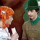 Marek Kondrat and Magdalena Zawadzka in Igraszki z diablem (1979)