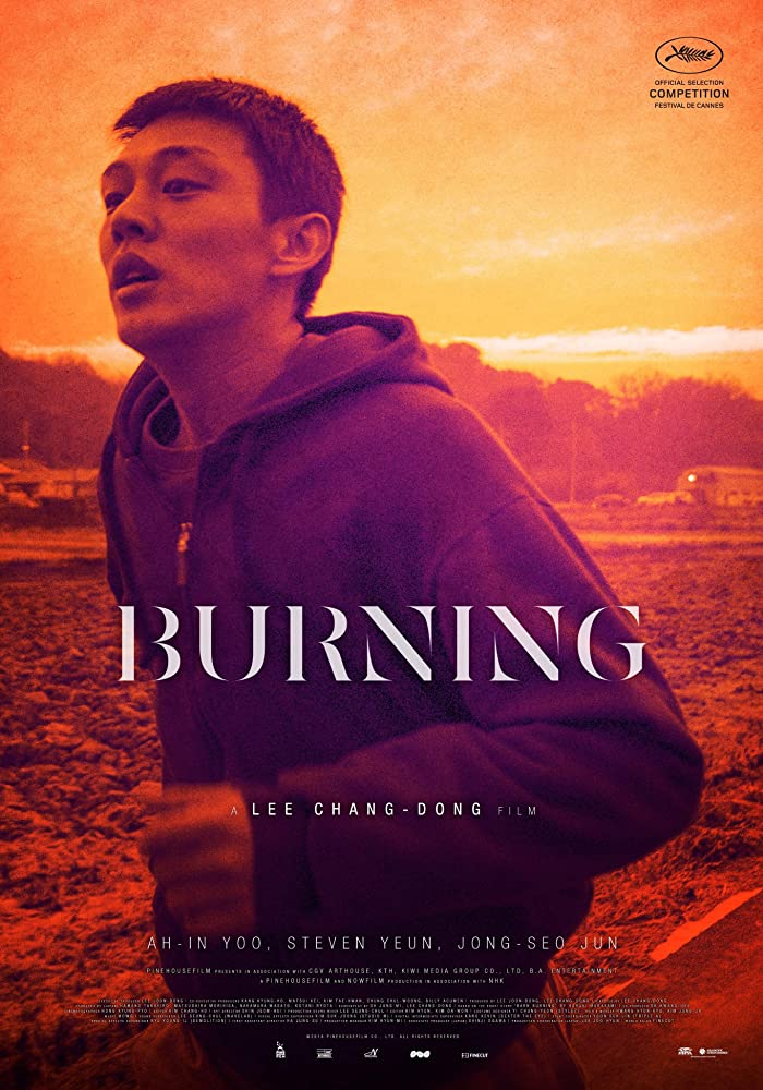 Poster film Burning (2018)