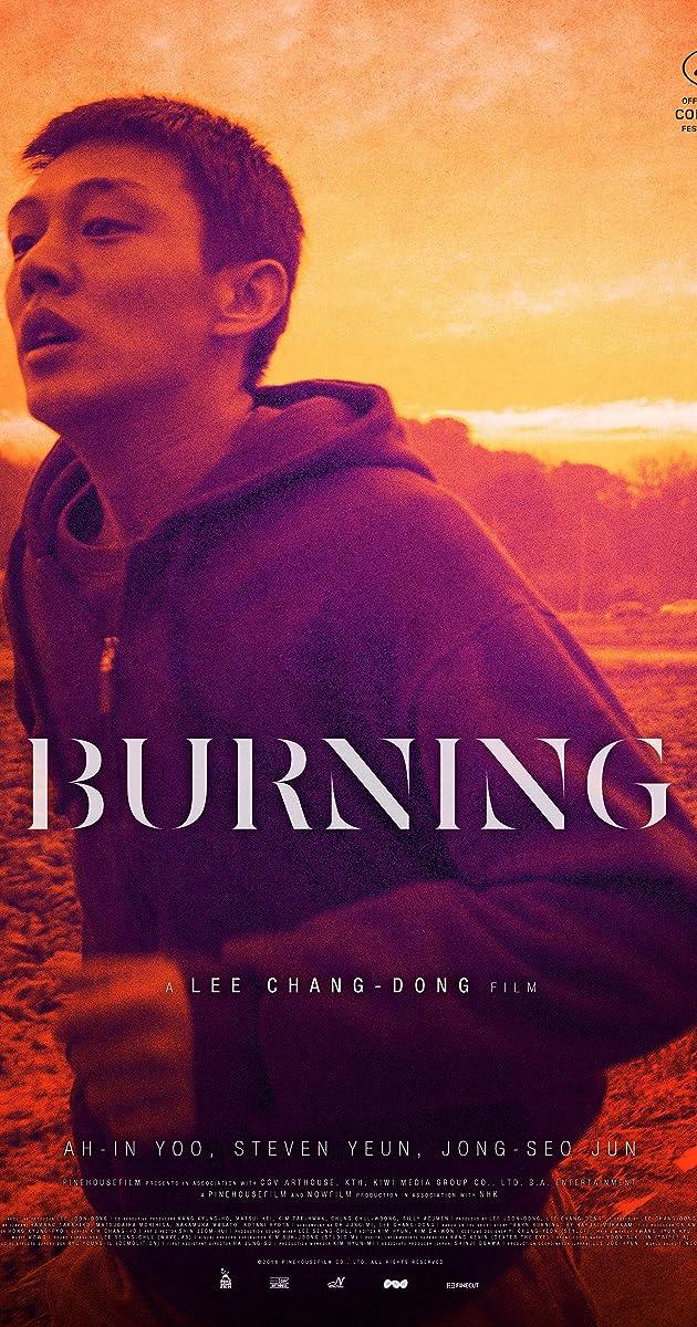 Subtitle of Burning