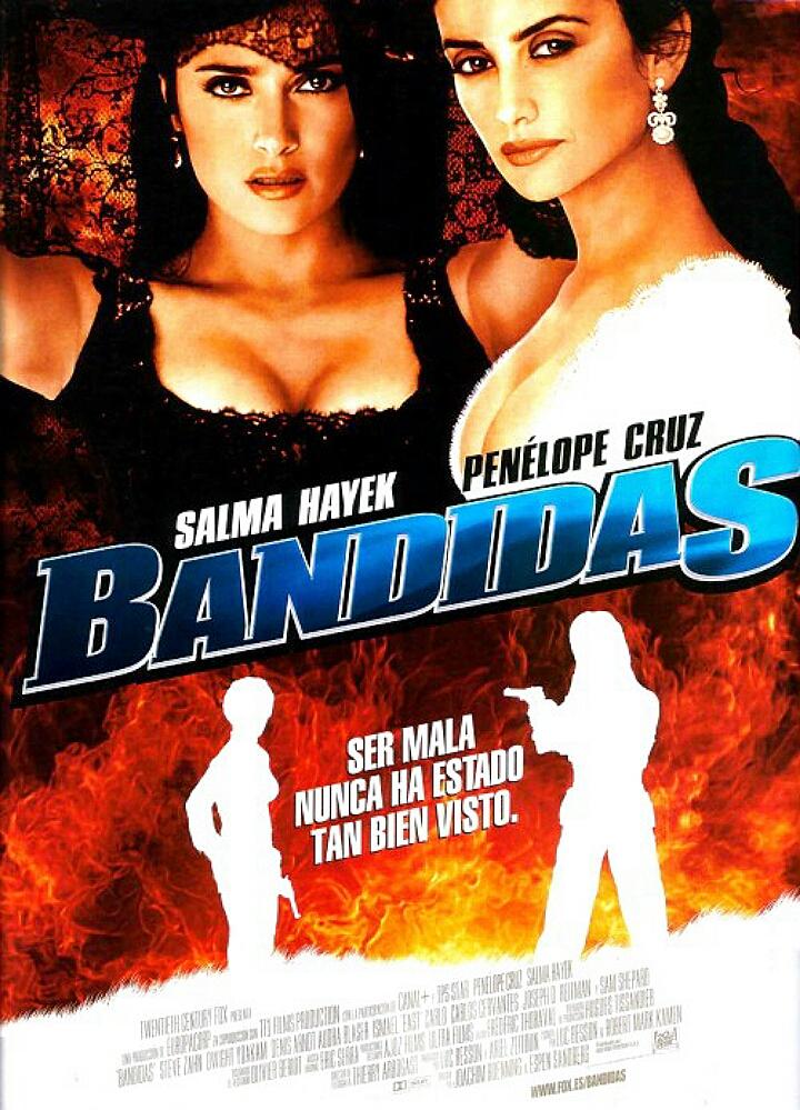 Bandidas (2006) Hindi Dual Audio 300MB BluRay ESubs Download
