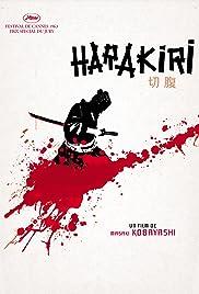 Harakiri(1962) Poster - Movie Forum, Cast, Reviews