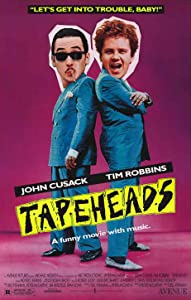 Movie posters Tapeheads by Steven Lisberger [HDRip]