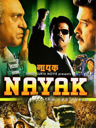 Nayak The Real Hero 2001 Hindi 585MB HDRip ESubs Download