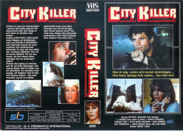 City Killer (1984)