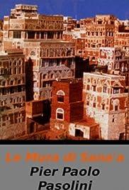 Le mura di Sana'a Poster