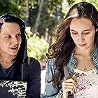 Alycia Debnam-Carey and Liesl Ahlers in Friend Request (2016)