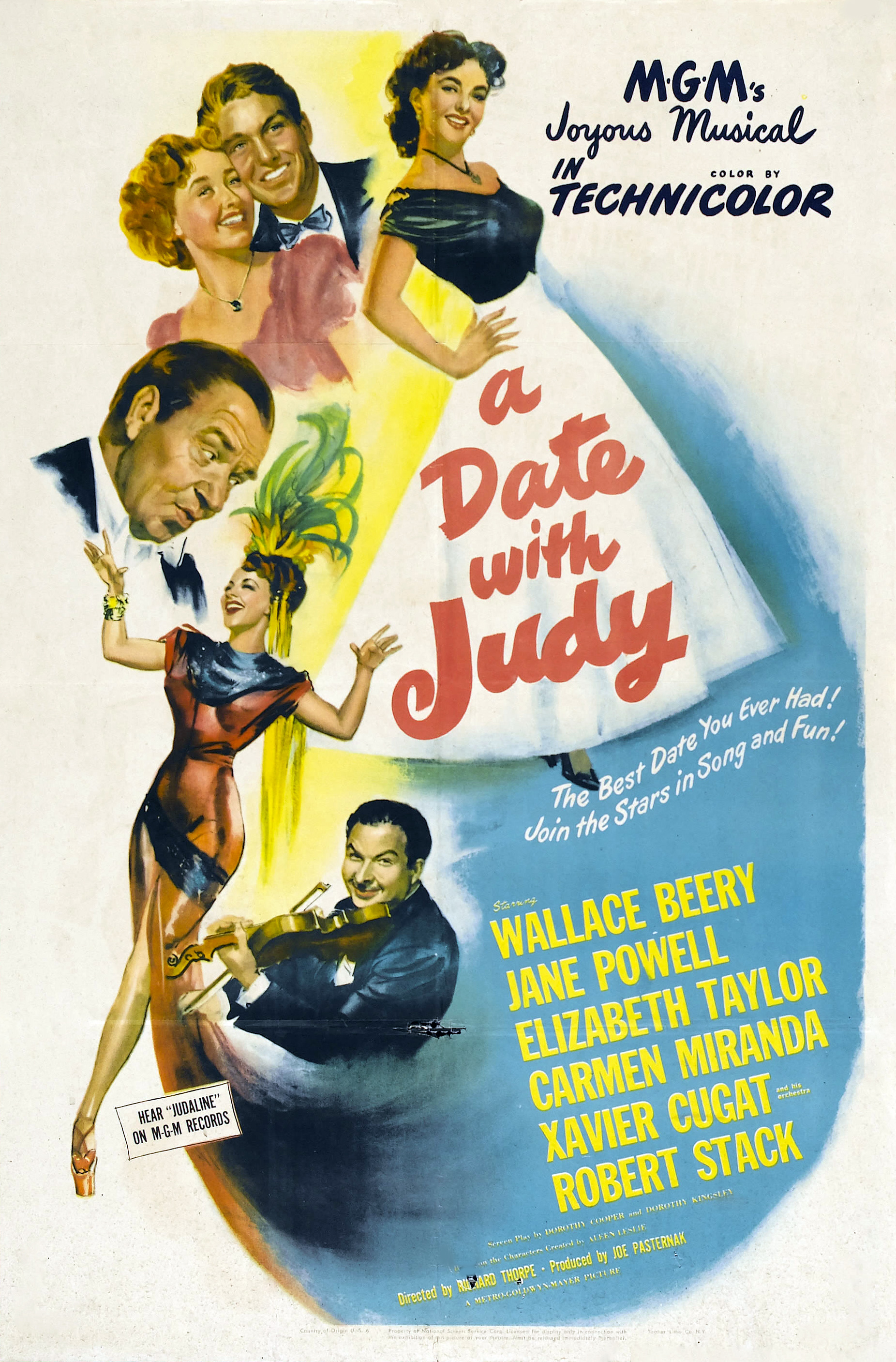 A Date with Judy (1948) - IMDb