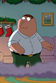 dont be a dickens at christmas poster - Family Guy Christmas Special