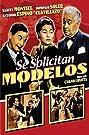 Se solicitan modelos (1954) Poster
