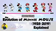 Evolution of Minnie Mouse (1928-2019)