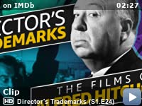 Director's Trademarks -- Through films like 'Psycho,' 'Vertigo,' and 'The Birds,' legendary director Alfred Hitchcock has horrified audiences and inspired generations of filmmakers with his taste for the macabre and innovative cinematic techniques.