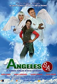 Anabel Alonso, Pablo Carbonell, and María Isabel in Ángeles S.A. (2006)