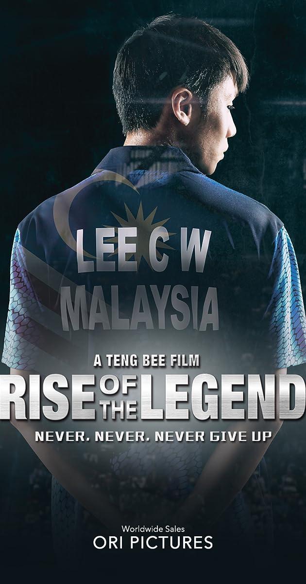 Huyền Thoại Cầu Lông - Rise of the Legend (2018) Lee Chong Wei