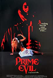 Prime Evil(1988) Poster - Movie Forum, Cast, Reviews