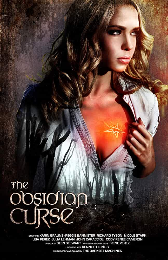The Obsidian Curse (2016) in Hindi