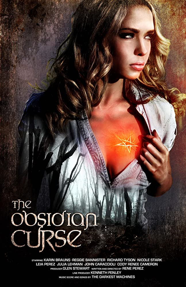 The Obsidian Curse 2016 Dual Audio Hindi 300MB HDRip 480p