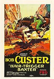 Hair-Trigger Baxter Poster
