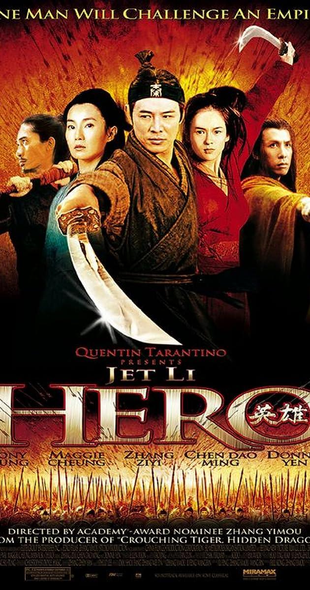 Hero 2002 Stream
