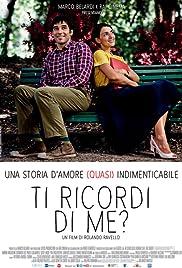 Ti ricordi di me? Poster