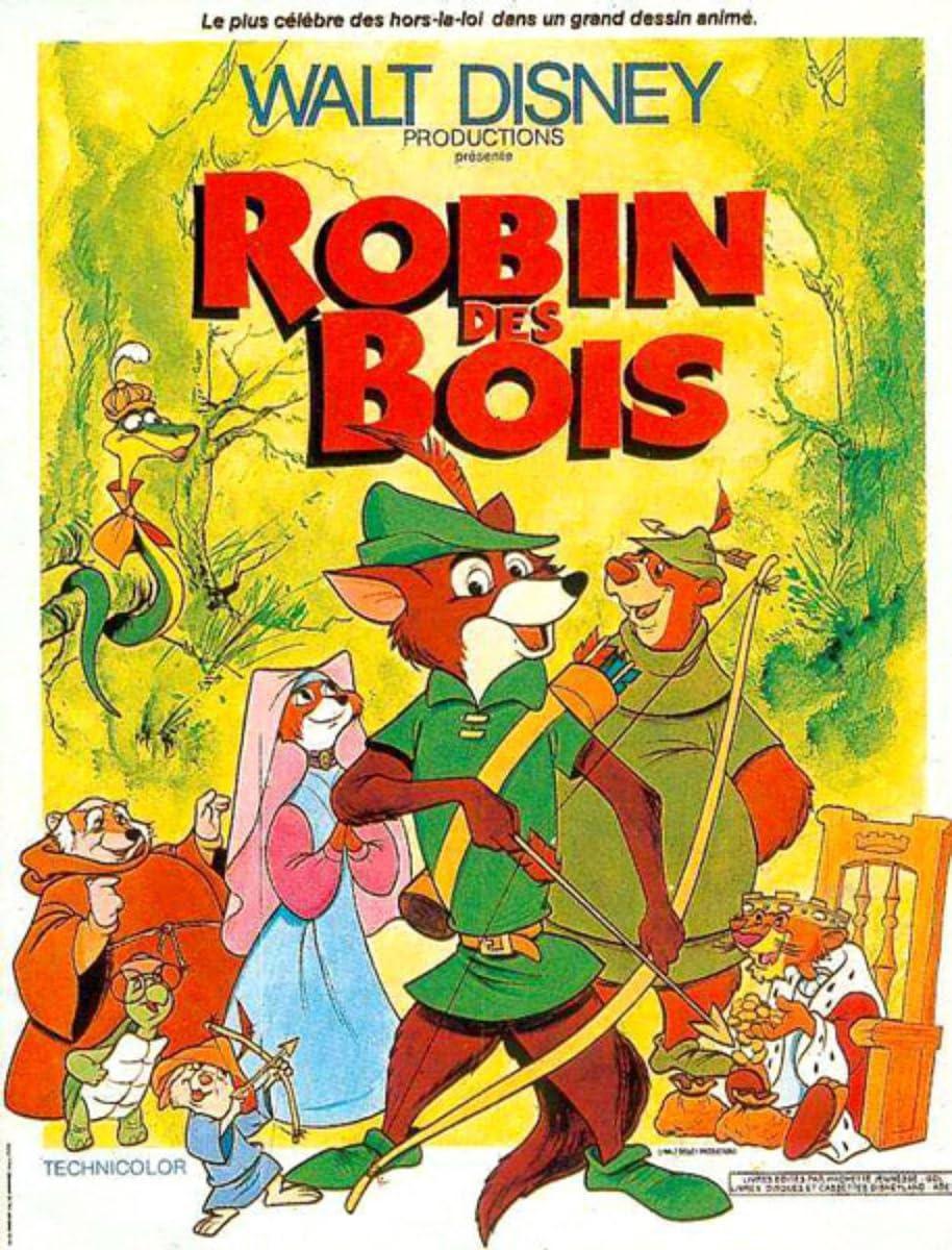 Robin Hood (1973) Hindi Dubbed