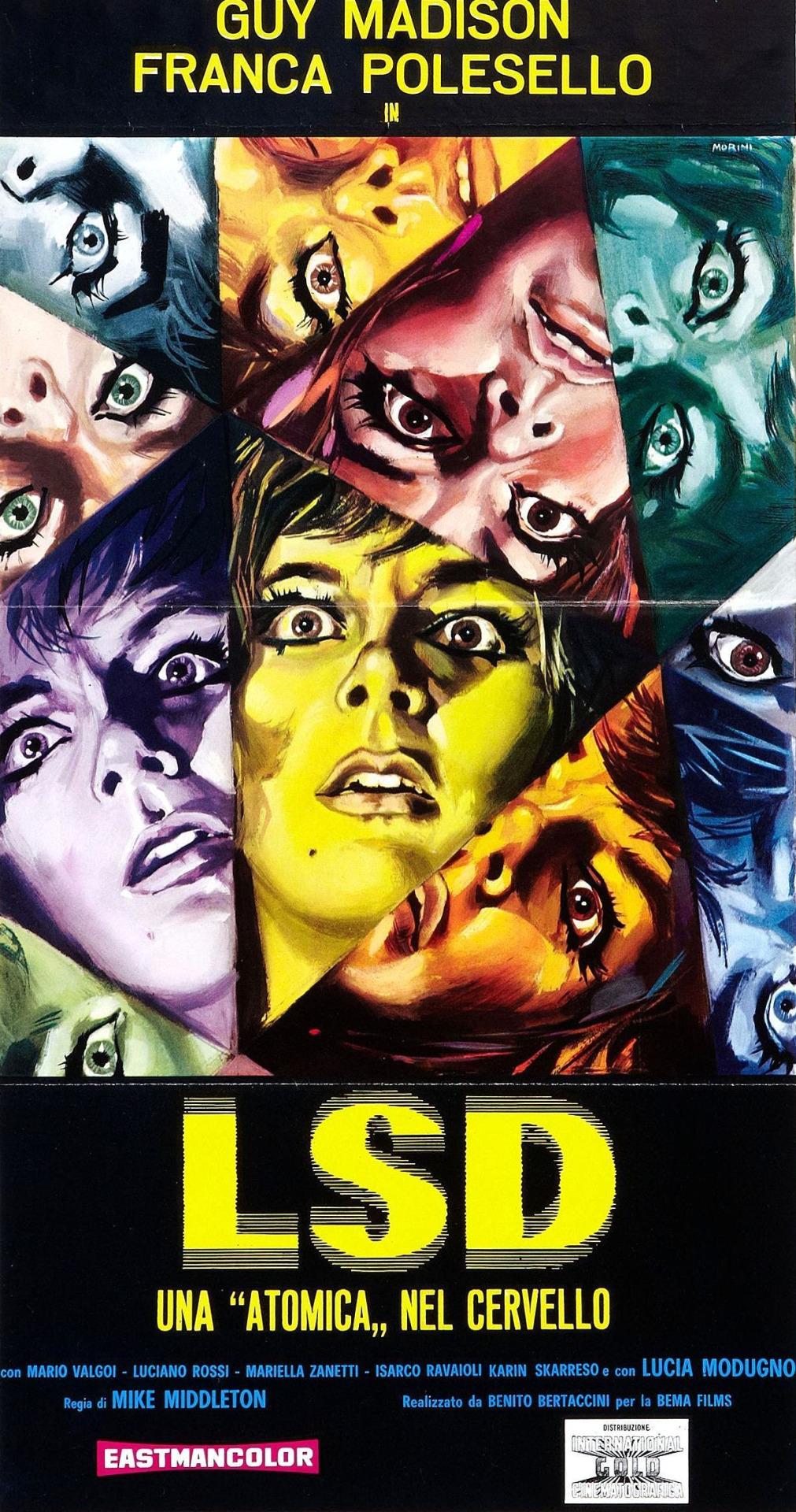 LSD - Inferno per pochi dollari (1967)
