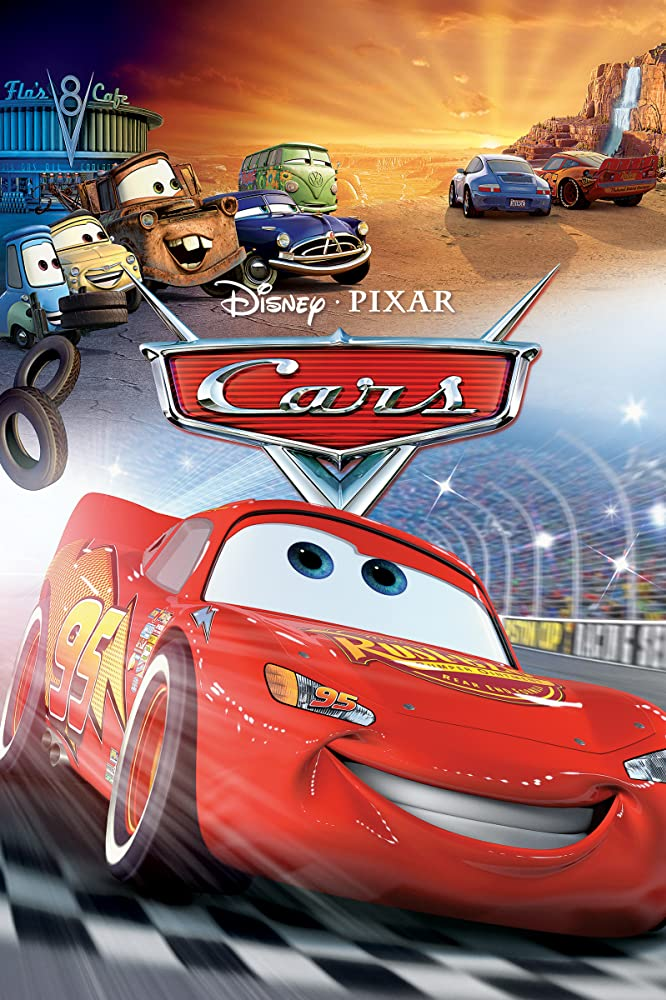 Cars (2006) Hindi Dubbed