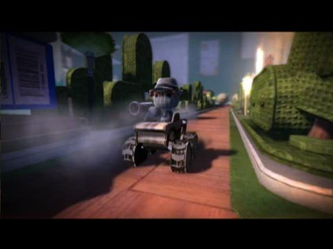 LittleBigPlanet Karting hd mp4 download