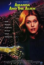 Amanda & the Alien Poster