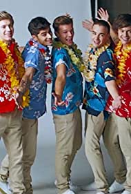 Liam Payne, Harry Styles, Zayn Malik, Niall Horan, and Louis Tomlinson in One Direction: Kiss You (2013)